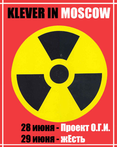 KLEVER in MOSCOW