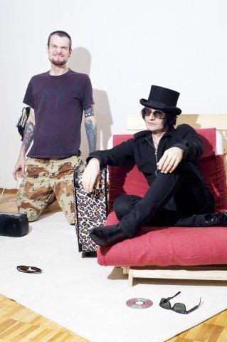 Bobby Blesk (Мск) @ Avant Club 08.04.2011